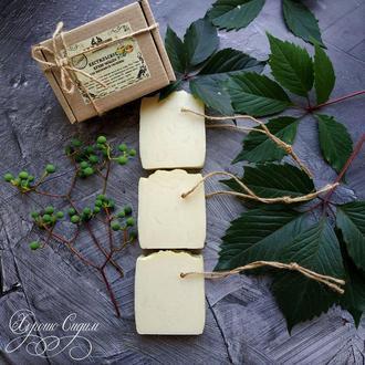 Кастильское крем-мыло для интимной гигиены