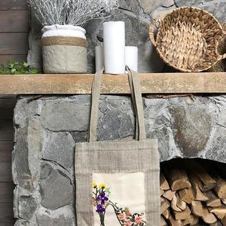 Еко сумка, неповторний  ART-шоппер
