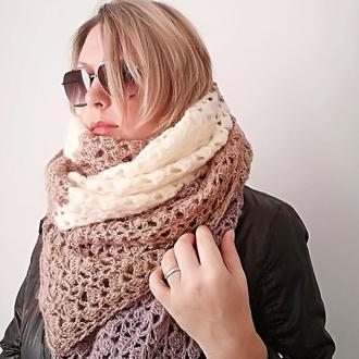Вязаный шарф Dolly