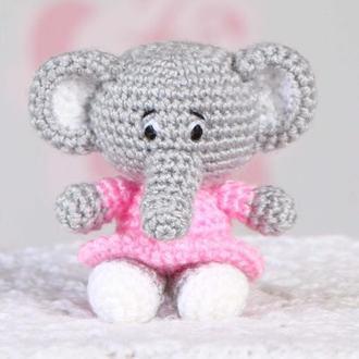 Слоник девочка