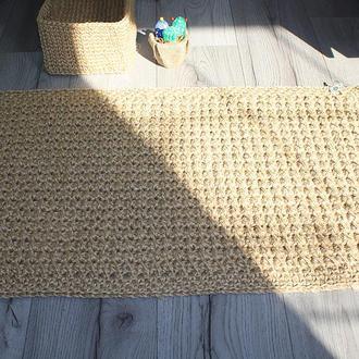 Коврик, Коврик из джута, Циновка прямоугольная (80х50см)