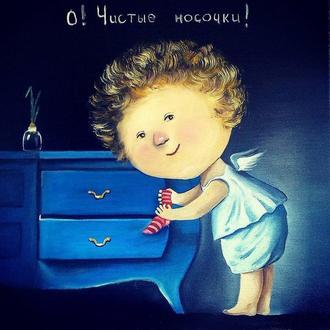 картина репродукция Е.Гапчинской