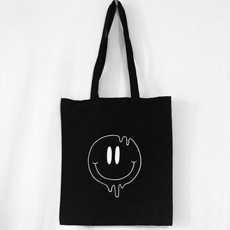 Эко сумка шоппер «Смайл»