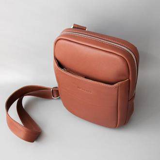 Messenger bag Elon sugar almond (артикул: wm061)