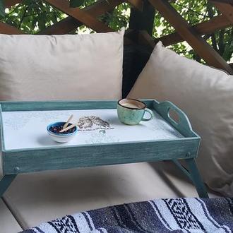 Таця-столик Our nest