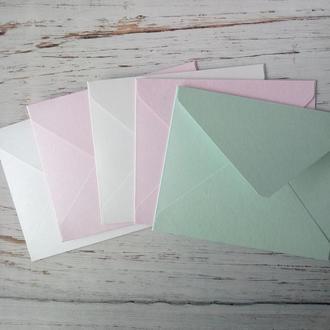 конверт ручной работы
