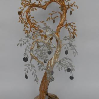 Денежное дерево два сердца