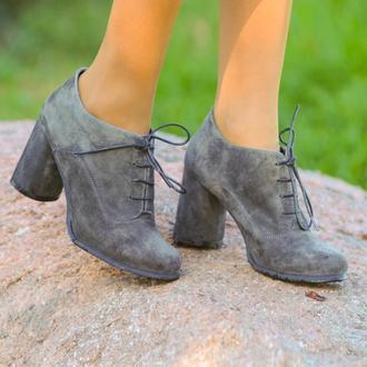 Ботильоны демисезонные женские Aura Shoes 7159300