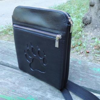мужская сумка Медведь