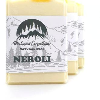 """Мыло натуральное """"Нероли"""""""