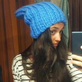 шапка меринос Wool & Mania