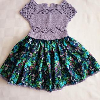 Платье -Country style