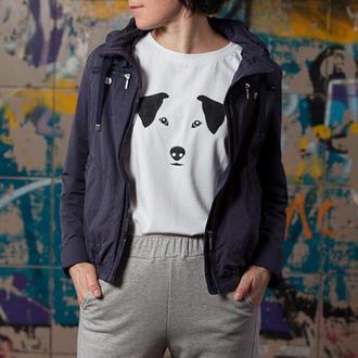 Женские футболки прикольные, индивидуальный пошив