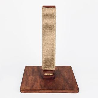 Деревянная персонализированная когтеточка, разные цвета и размеры, принимаем индивидуальные заказы
