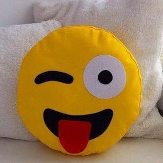 Подушка-смайлик Emoji #12