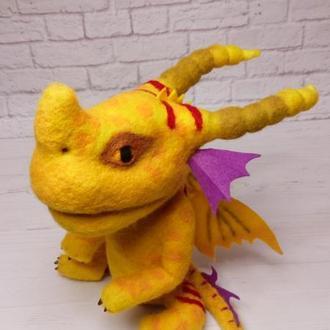 Дракон. Гарф. Как приручить дракона. Игрушка дракон