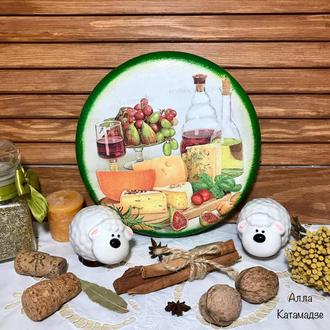 Сырная доска « Изобилие»