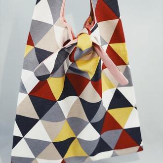 Эко-сумка. Сумка для покупок, шоппер, авоська, торба. Тканевая сумка.