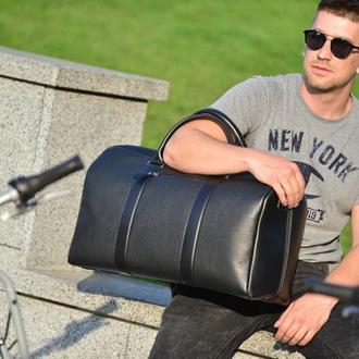 Дорожная кожаная сумка Спортивная кожаная сумка