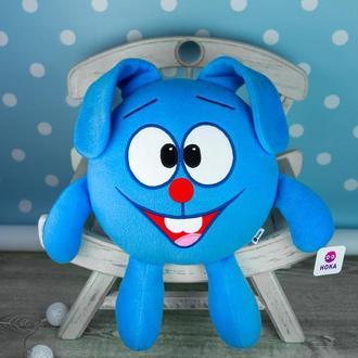 Мягкая игрушка - подушка Крош Смешарики