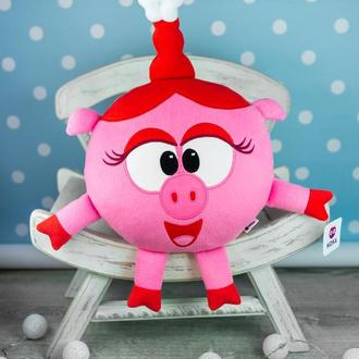 Мягкая игрушка - подушка Нюша Смешарики
