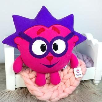 Мягкая игрушка - подушка Ёжик Смешарики
