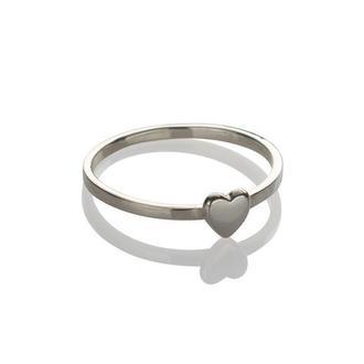 """Серебряное кольцо """"Heart"""""""