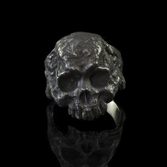 """Мужской перстень """"Conan"""" из серебра"""