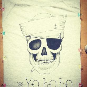 "Реглан ""Yo ho ho"""
