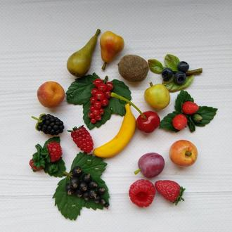 Игровой набор фрукты
