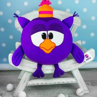 Мягкая игрушка - подушка  Совунья Смешарики
