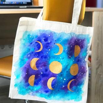Эко сумка (сумка для шопинга, пляжная сумка)