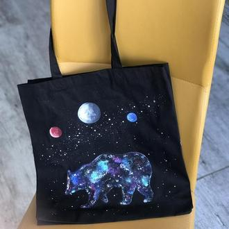 Эко сумка (сумка для супермаркета)
