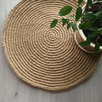 коврик из джута (60см)
