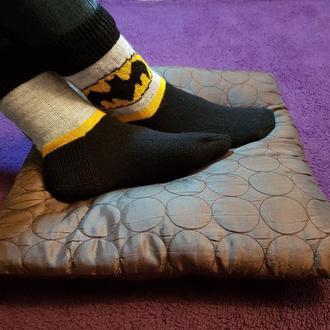 Носки вязаные Batman