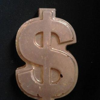 Шоколад ручной работы «Доллар»