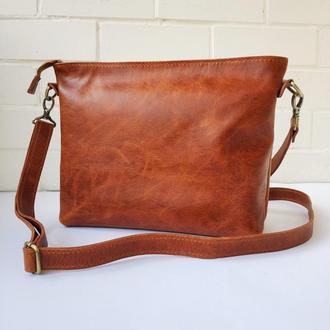Женская кожаная сумка Stedley Кейси