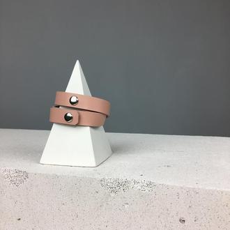Кожаный браслет (art80003)