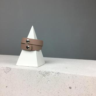 Шкіряний браслет (art80005)