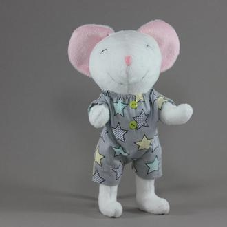 Мышь белая Сэм