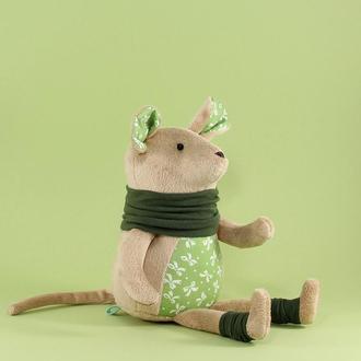 Мышонок Травинка