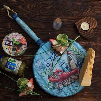 доска для морепродуктов