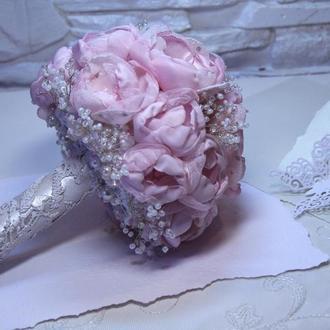 Весільний букет «Каприз Антуанетти»