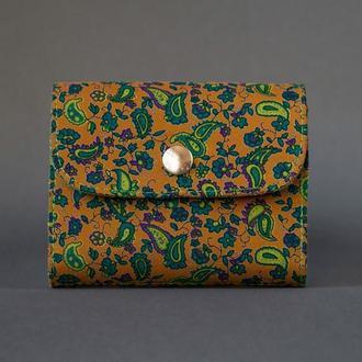 Маленький женский кошелёк Дижон