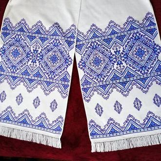 Вишитий рушник , вышитый рушник , свадебный рушник