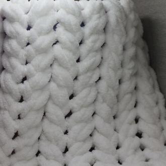Изделия из плюшевой пряжи Alize Puffy