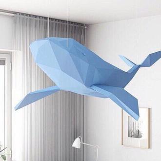 Наборы для создания 3д фигур Оригами Паперкрафт Бумажная модель Papercraft Кит