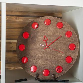 Настенные часы CAPSBOARD WATCH 01