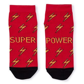 Носочки короткие - Super Power - М (36-39)