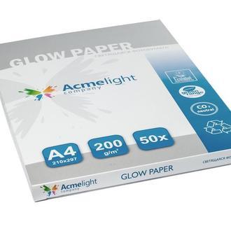 Светящаяся фотобумага AcmeLight